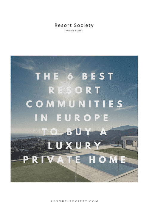 Top 6 Resorts in Europe